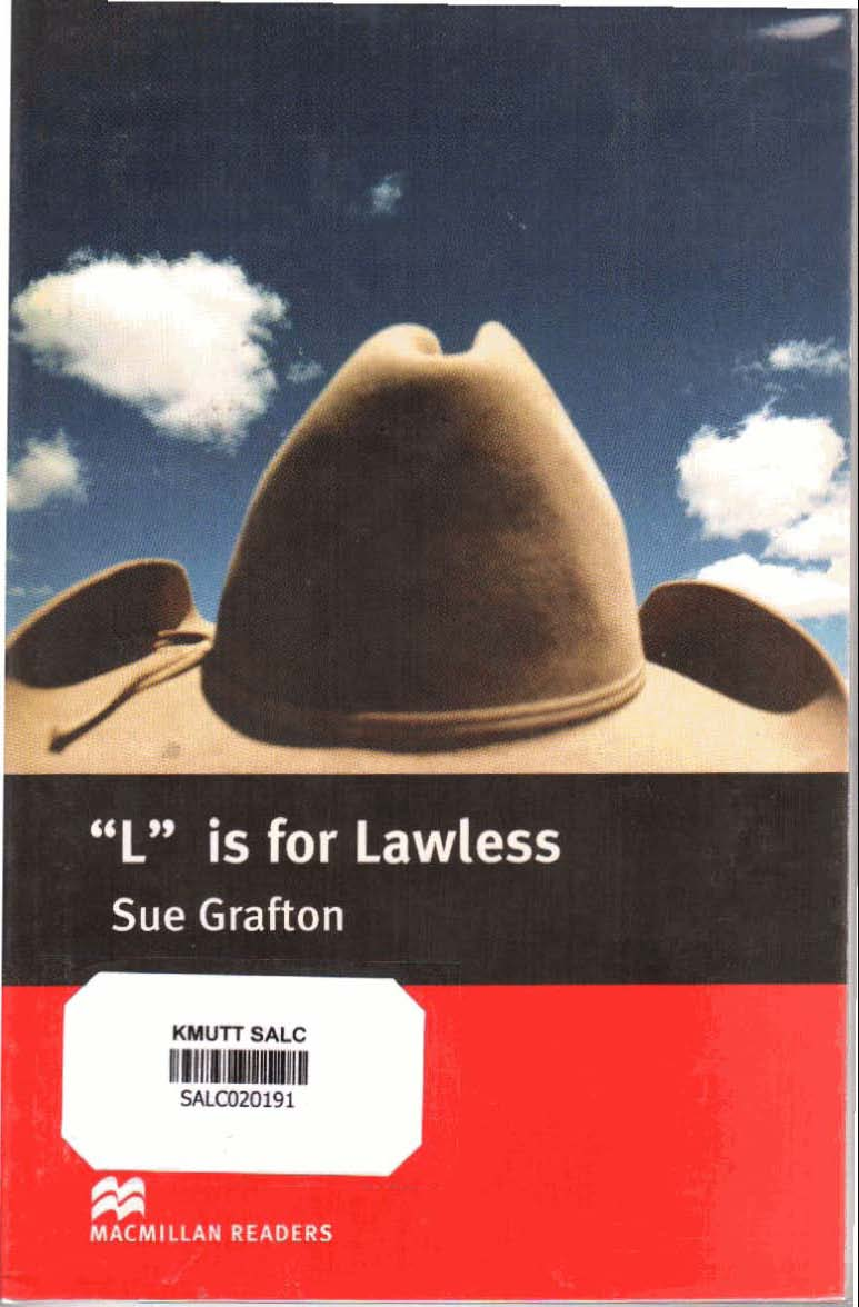 """L"" is for Lawless : Macmillan Readers 5"