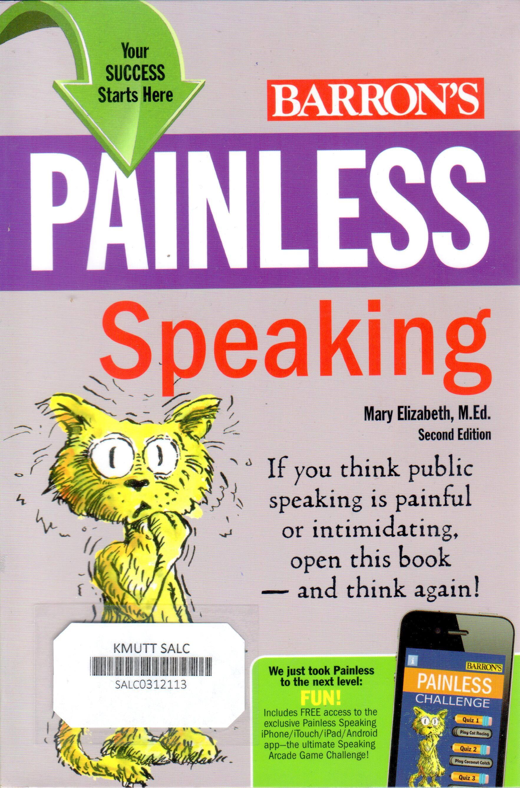 Painless Speaking (Second Edition)