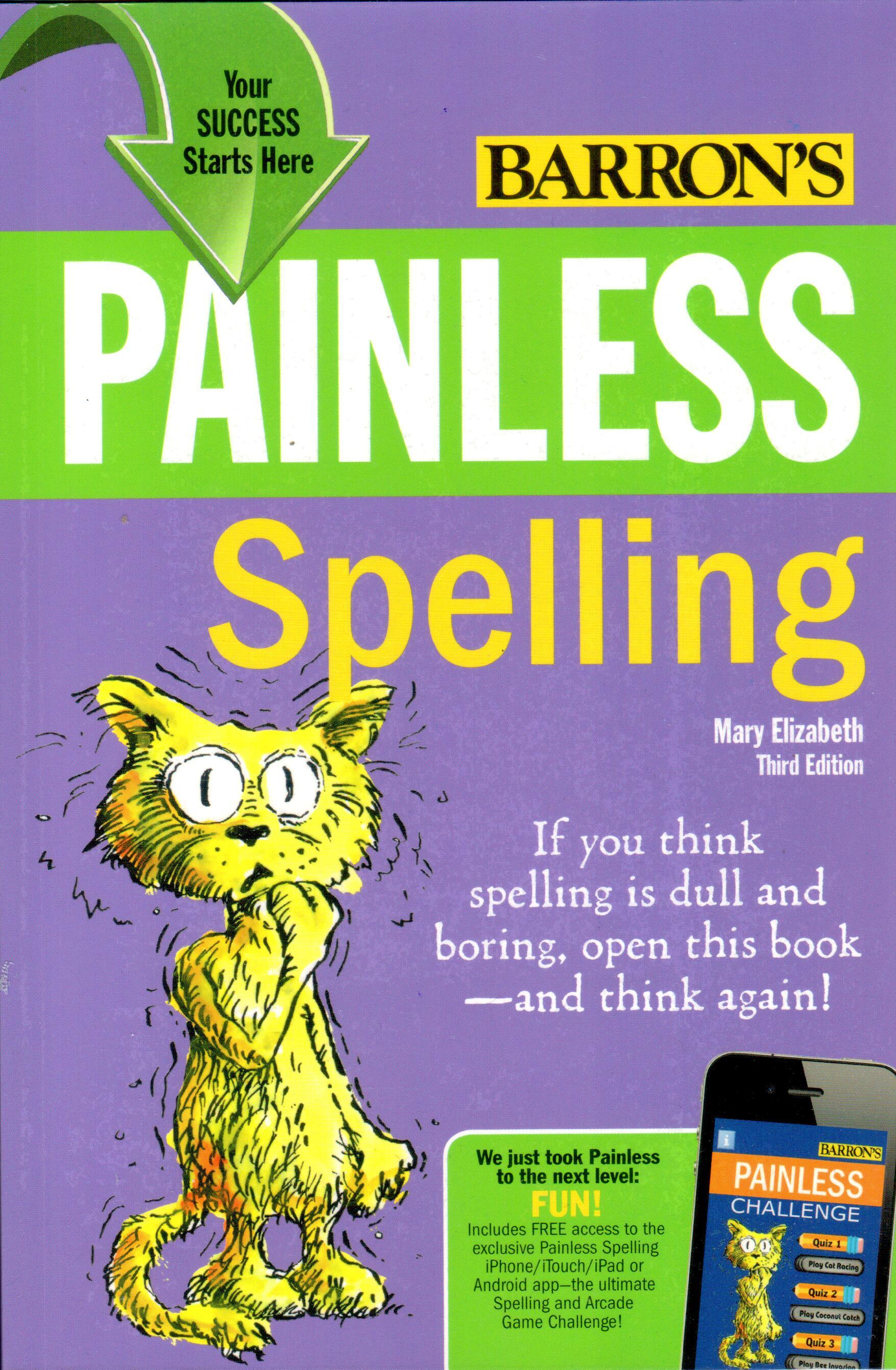 Painless Spelling (Third Edition)