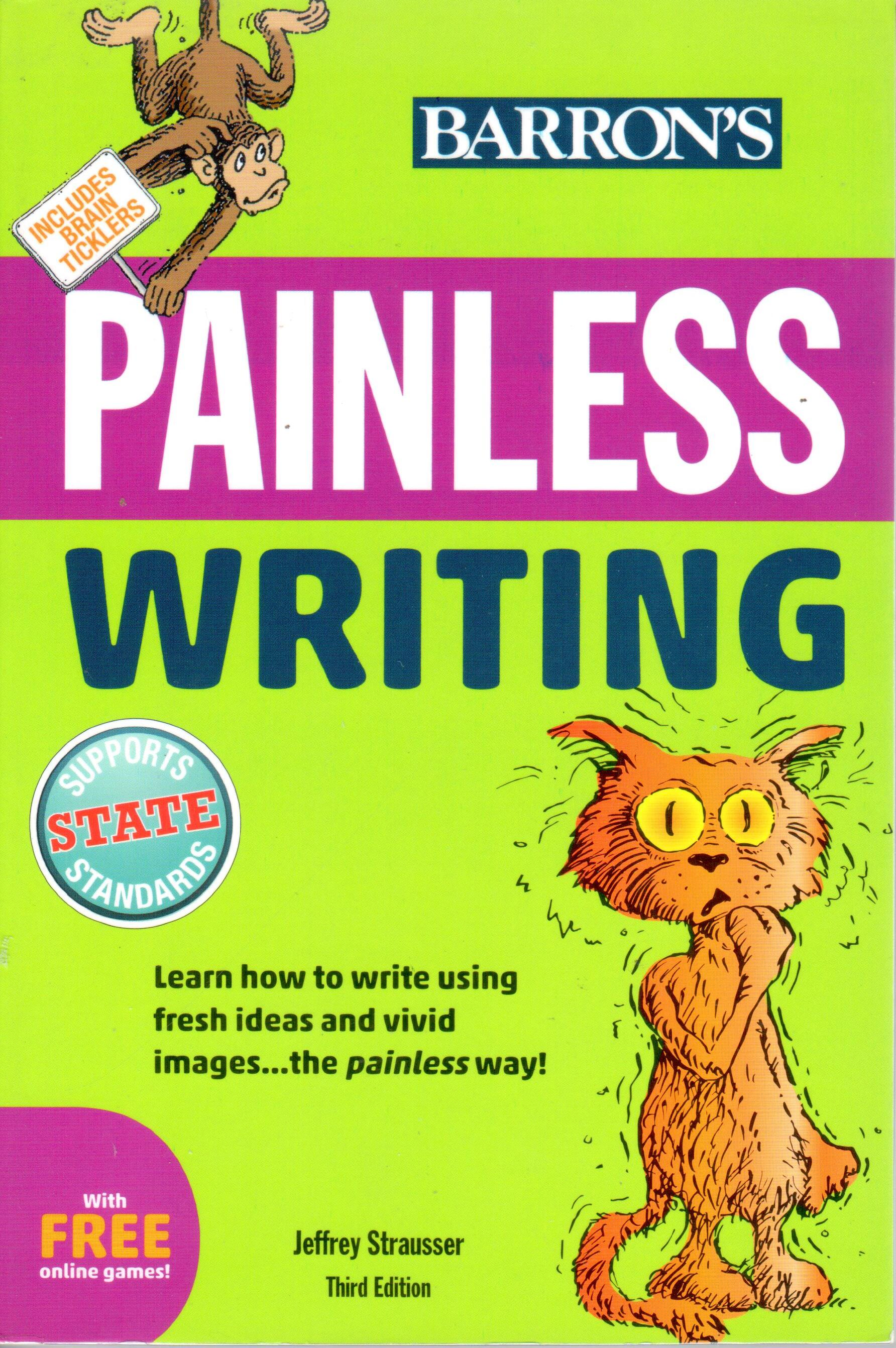 Painless Writing (Third Edition)