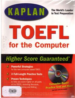 TOEFL for The Computer