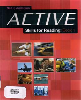 Active Skills for Reading: Book 1