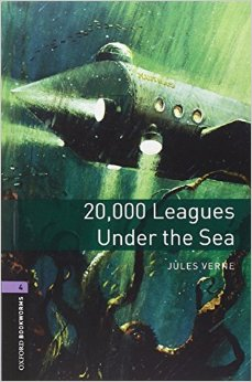 20,000 Leagues Under the Sea : Oxford Bookworms Library (Stage 4)