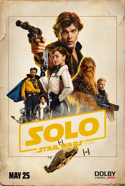 Star Wars 9: Solo a Star Wars Story